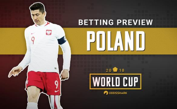 Poland Betting Odds FIFA World Cup 2018 Russia