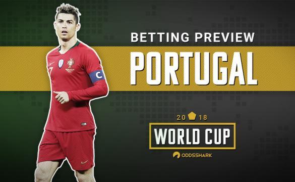 Cristiano Ronaldo Portugal World Cup 2018 Russia