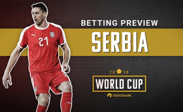Serbia Betting Odds 2018 FIFA World Cup Russia
