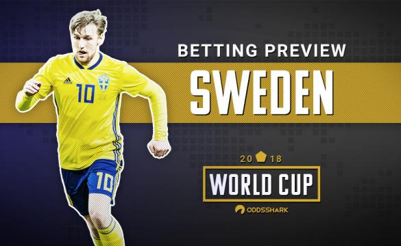 Sweden Betting Odds 2018 FIFA World Cup Russia
