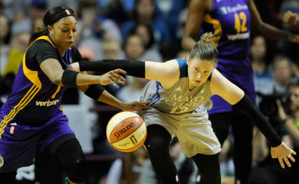 Minnesota Lynx vs Los Angeles Sparks