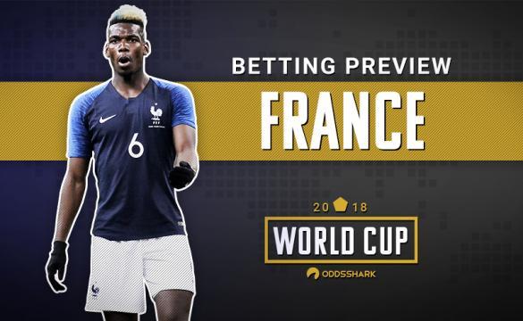 2018 FIFA World Cup France Paul Pogba Russia Les Bleus