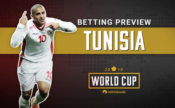 Tunisia Betting Odds 2018 FIFA World Cup Russia