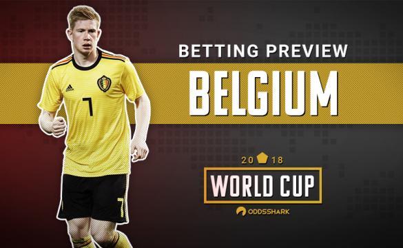 Kevin de Bruyne Belgium 2018 FIFA World Cup Russia