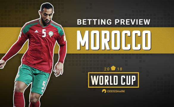 Morocco Betting Odds 2018 FIFA World Cup Russia