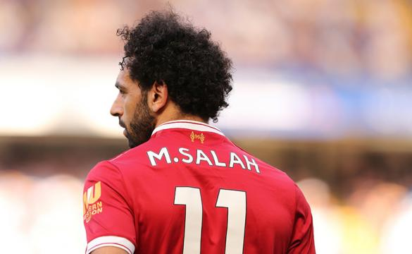Mohamed Salah Liverpool UCL Final Betting Odds