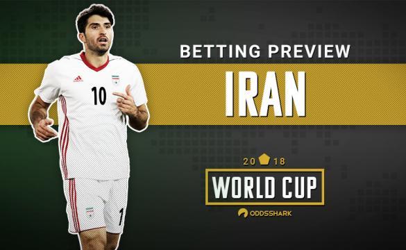 Iran Betting Odds 2018 FIFA World Cup Russia