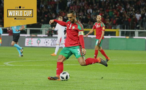 Medhi Benatia World Cup 2018