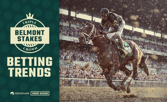 2018 Belmont Stakes Betting History