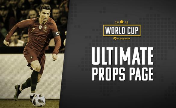 FIFA World Cup Russia 2018 Ultimate Props Page