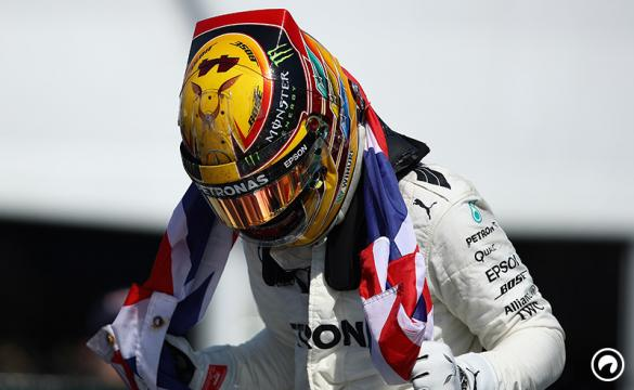 Lewis Hamilton Mercedes Canadian Grand Prix Formula One