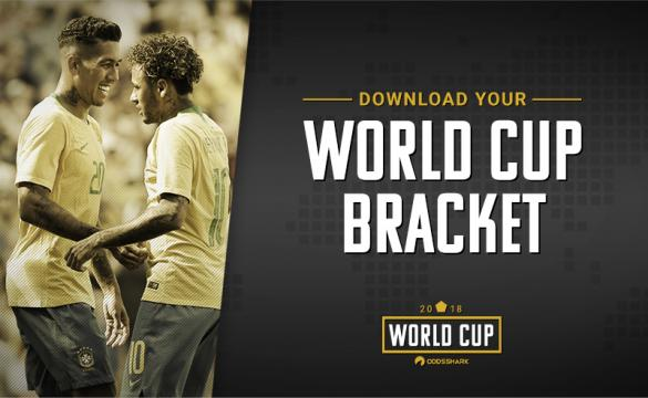 Check out a FIFA 2018 World Cup Bracket.