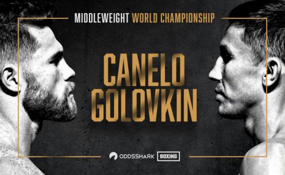 Canelo Alvarez vs Gennady Golovkin championship boxing