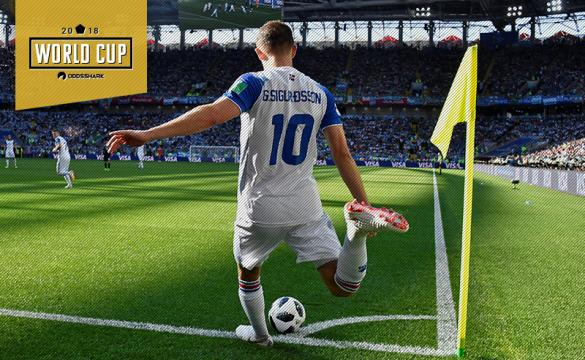 Gylfi Sigurdsson Iceland World Cup 2018