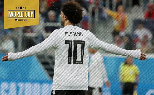 Mohamed Salah World Cup 2018