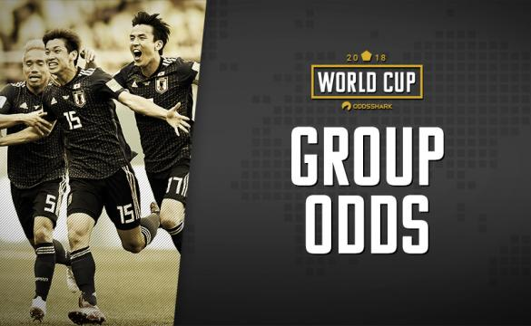 World Cup 2018 Group Odds