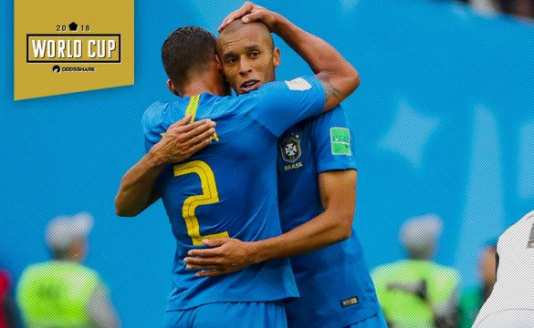 Thiago Miranda Brazil 2018 World Cup