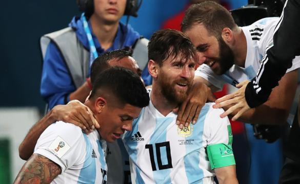 Seleção Argentina
