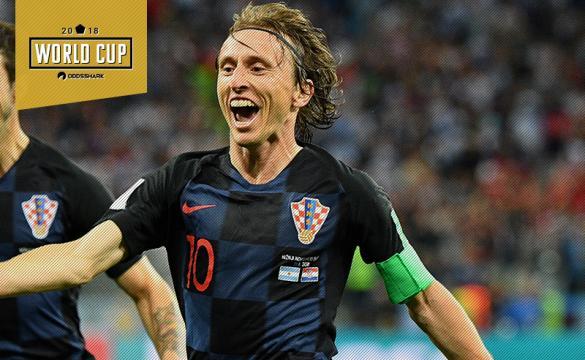 Luka Modric 2018 World Cup