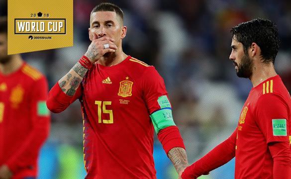 Ramos World Cup 2018