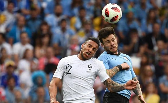 França v. Uruguai