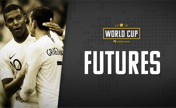 Kyllian Mbappe Antoine Griezmann France 2018 FIFA World Cup Odds to Win
