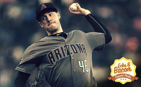 Patrick Corbin Arizona Diamondbacks MLB Las Vegas Expert Picks