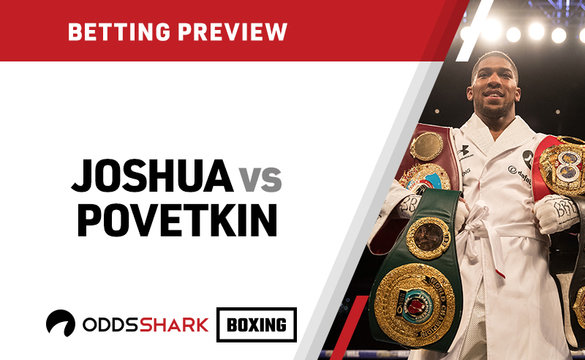 Joshua vs Povetkin Betting Odds