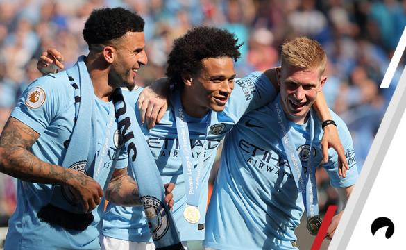 Manchester City Kyle Walker Leroy Sane Kevin De Bruyne Premier League Best Bets