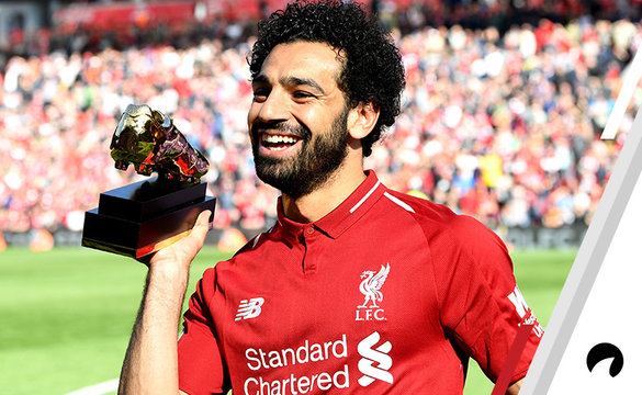 Mohamed Salah Liverpool Premier League Top Goalscorer Odds