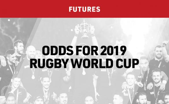 2019 Rugby World Cup Betting Odds
