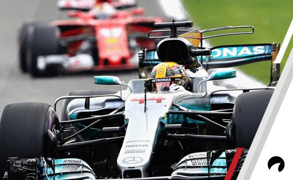 Lewis Hamilton of Great Britain on track during the Formula One Grand Prix of Belgium at Circuit de Spa-Francorchamps on August 27, 2017 in Spa, Belgium