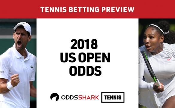 US Open Tennis Betting Odds August 23