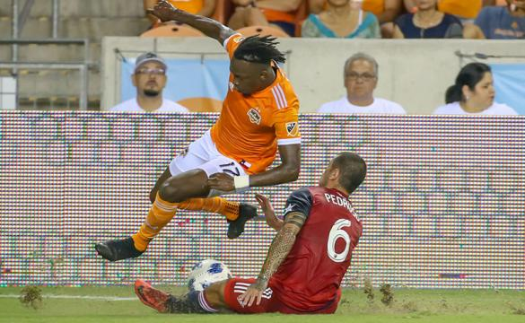FC Dallas y Houston Dynamo se enfrentan en un Texas Derby
