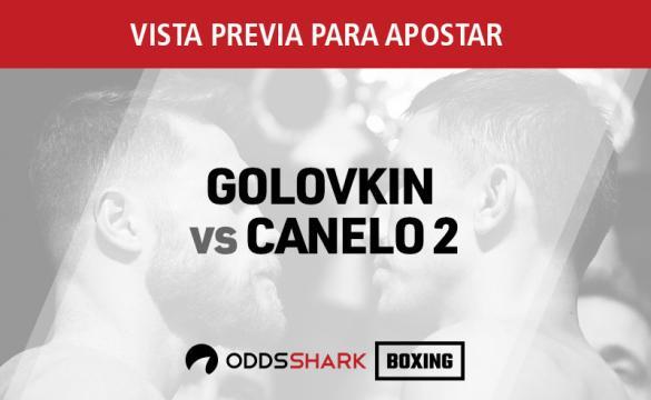 Previa y pronóstico para apostar en el Golovkin vs Canelo 2