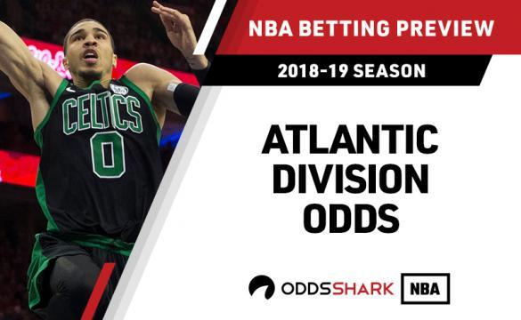 NBA Atlantic Division Betting Odds September 13 2018