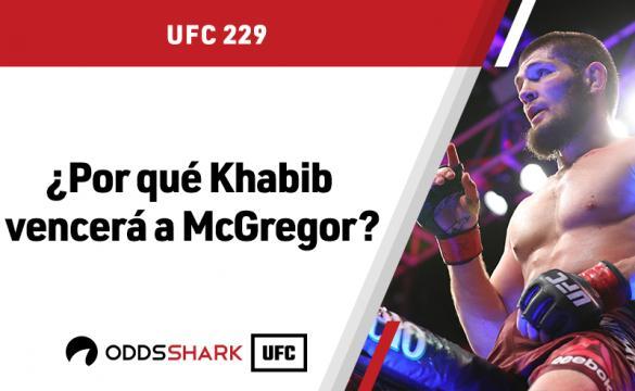 Los motivos para apostar por Khabib frente a McGregor en el UFC 229