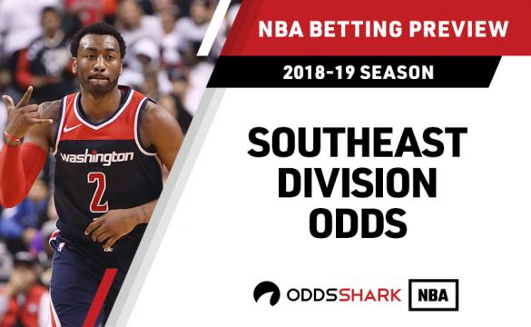 NBA Southeast Division Odds September 13