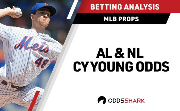 Odds to Win the 2018 AL and NL Cy Young Awards