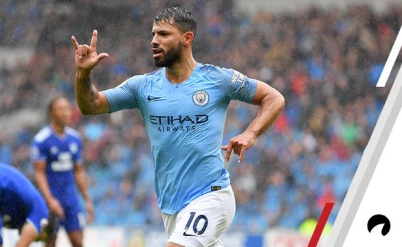 Manchester City Sergio Aguero Premier League Odds to Win