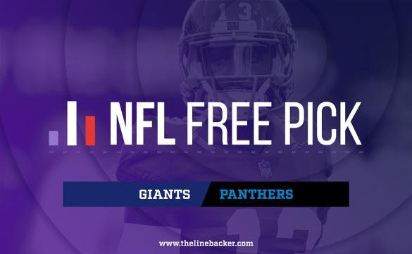 Giants Panthers Linebacker Free Pick