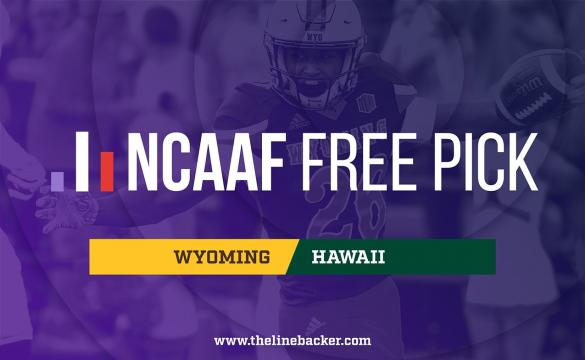 Linebacker free pick Hawaii Wyoming