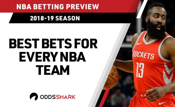 NBA Best Bets for 2018-19 Season - October 9
