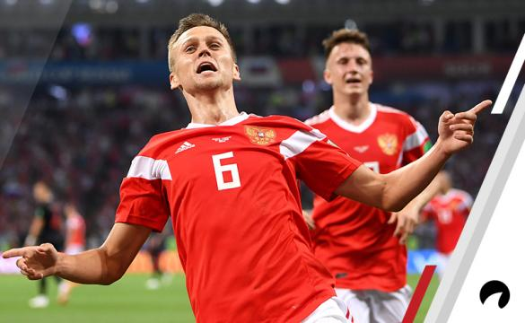 Denis Cheryshev Russia vs Sweden Betting Odds Preview UEFA Nations League