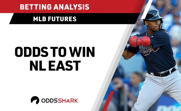 NL East Division Betting Odds - July 18