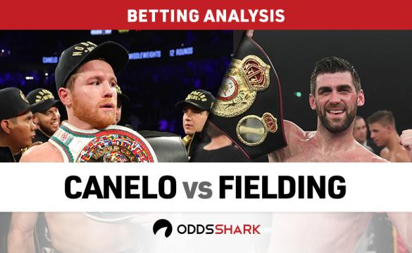 Alvarez vs Fielding Betting Odds