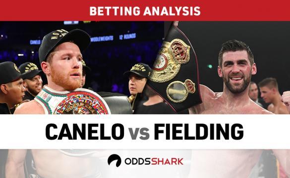 Alvarez vs Fielding Betting Odds