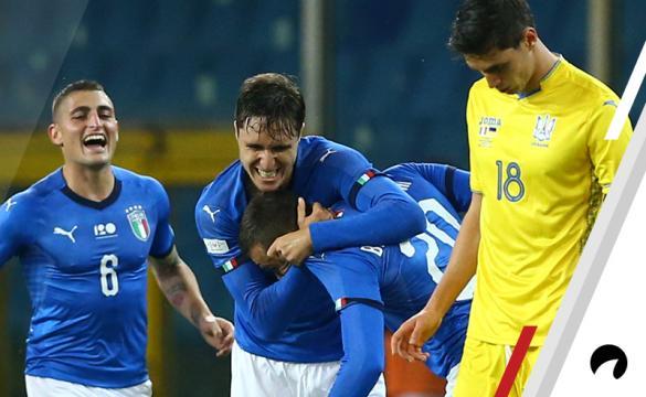 Federico Bernardeschi Italy vs Poland UEFA Nations League soccer betting odds