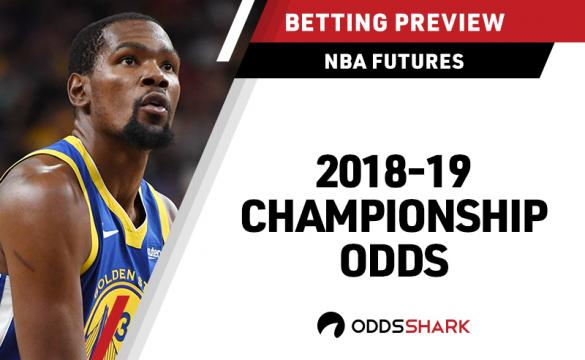 NBA Championship Odds October 12