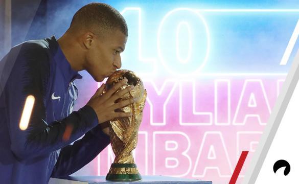 Kylian Mbappe UEFA Nations League France Germany soccer betting odds